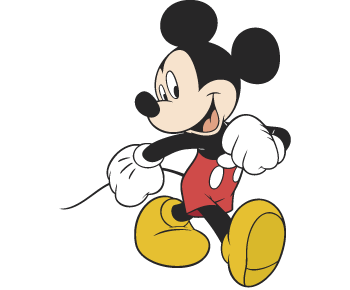 Mickey Mouse color 11