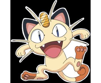 Мяут покемоны Pokemon GO