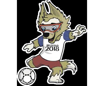 Символ футбол волк 2