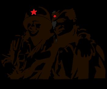 Боевые товарищи