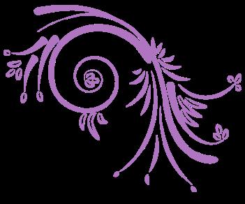 Узор цветочный 11
