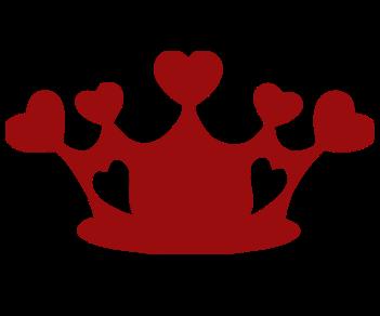 Корона королевы червей