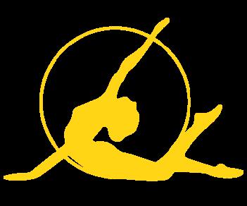 Гимнастка обруч