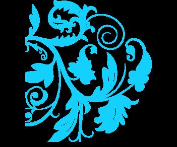 Узор листья 2