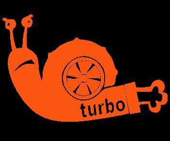 Улитка турбо