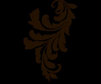 Узор цветочный 35