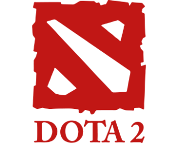 Наклейка Dota 2