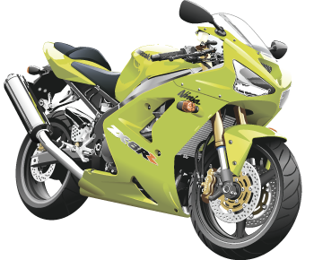 Мотоцикл Ninja-6RR