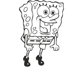 Спанч Боб 3