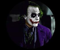 На запасное колесо Джокер