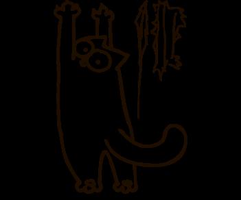 Кот Саймон 20