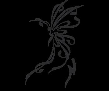 Узор цветочный 3