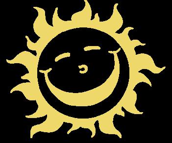 Солнце-улыбка