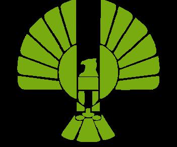 Орел узор