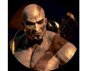 На запаску god of war 2