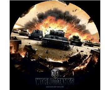 На запаску World of Tanks
