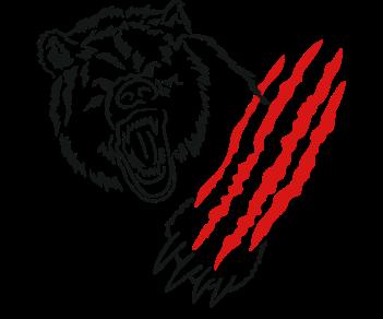 Медведь кровавый след