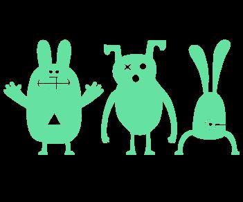 Бешенные кролики 4