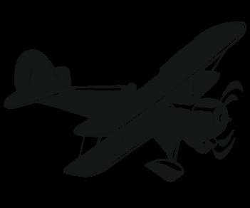 Военный самолет 3