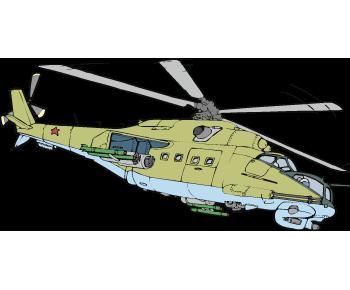 Вертолет ми 24