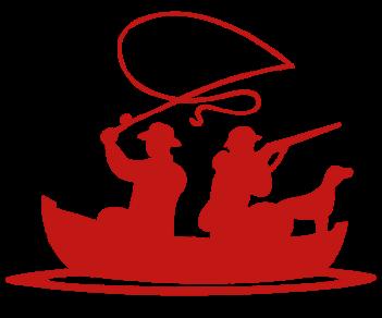 Рыбак и охотник