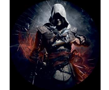 На запаску Assassins Creed
