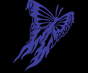 Бабочка 87