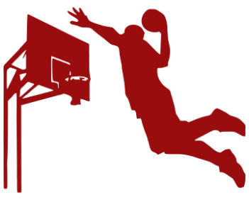 Slam dunk. Баскетбол