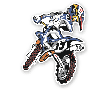 Мотоциклист 3