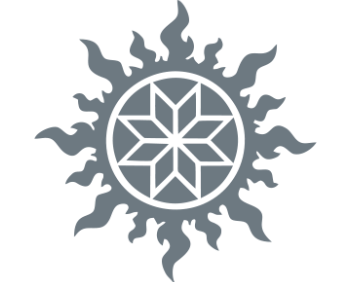 Крест Сварога звезда Алатырь