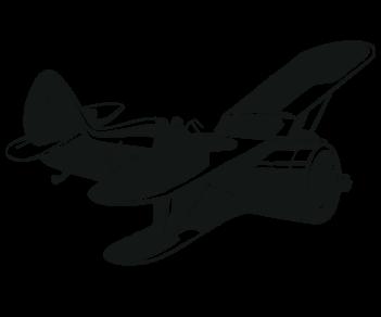 Самолёт 10