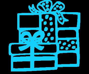 Подарки набор 4