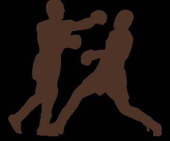 Боксеры бой 2