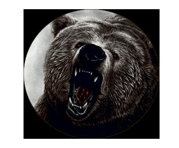 На запаску медведь 3