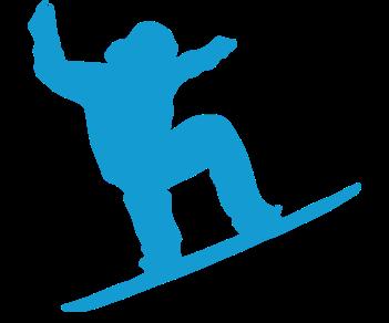 Сноубордист спорт
