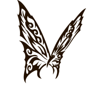 Бабочка 84