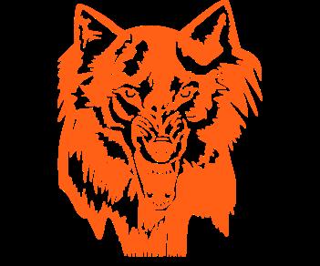 Волк оскал 4