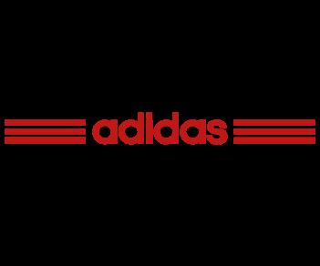 Adidas на лобовое стекло