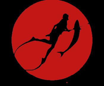 Водолаз и рыба