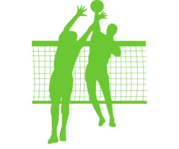 Волейболист блокирующий 3
