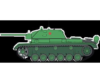 Отечественный танк-Т-50 СССР