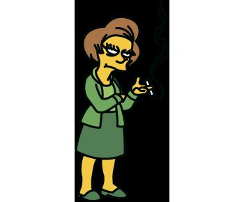 The Simpson - Krabappel