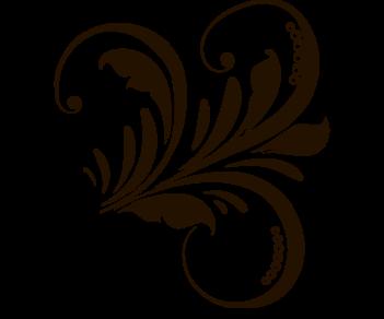 Узор цветочный 45