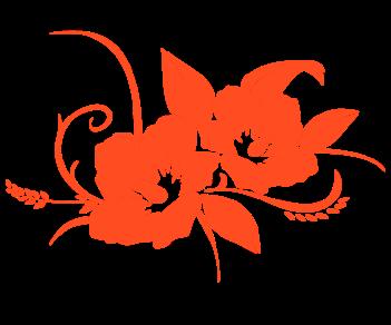 Цветочный узор 4