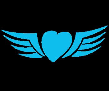 Сердце с крыльями 2