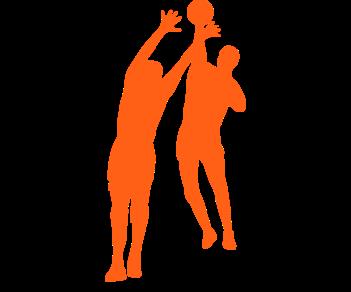 Волейболист блокирующий 2
