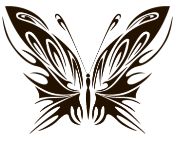 Бабочка 40
