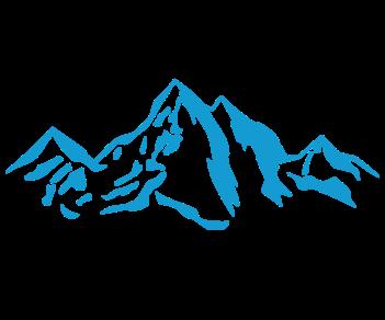 Горы скалы
